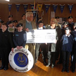 sea cadets press release